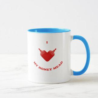 I Love My Honey Mead Mug