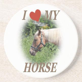 I love my horse coaster