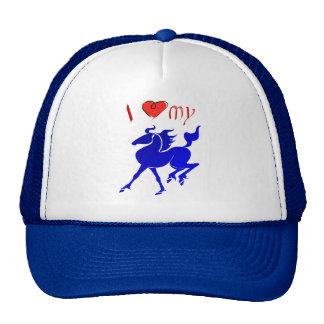 I Love My Horse  Hat
