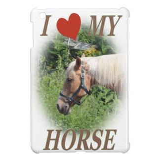 I love my horse iPad mini cover