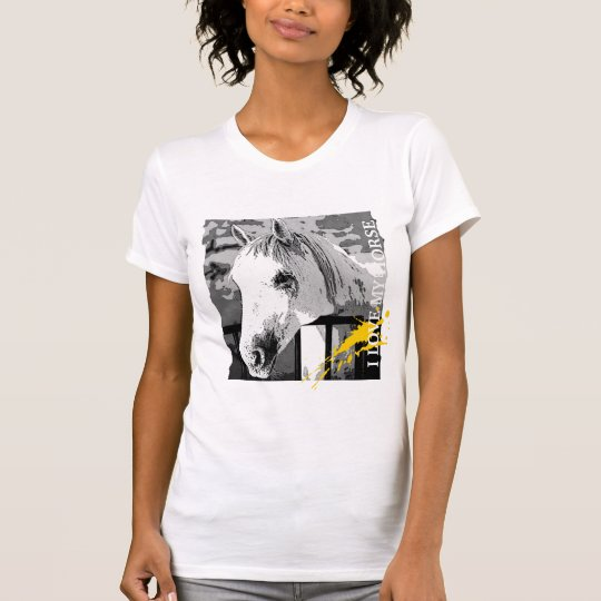 I love my horse T-Shirt