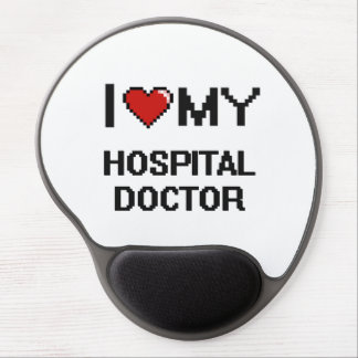 I love my Hospital Doctor Gel Mouse Pad