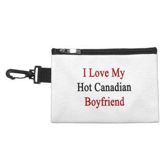 I Love My Hot Canadian Boyfriend Accessory Bag