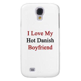 I Love My Hot Danish Boyfriend Samsung S4 Case