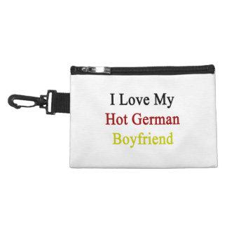 I Love My Hot German Boyfriend Accessory Bag