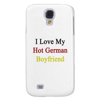 I Love My Hot German Boyfriend Samsung Galaxy S4 Case
