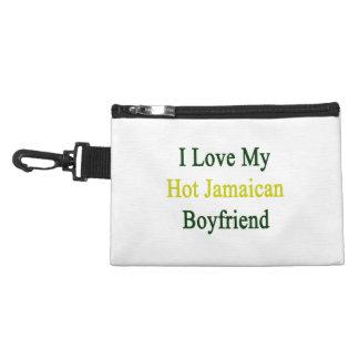 I Love My Hot Jamaican Boyfriend Accessory Bags