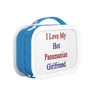I Love My Hot Panamanian Girlfriend Yubo Lunchbox