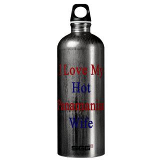 I Love My Hot Panamanian Wife SIGG Traveler 1.0L Water Bottle