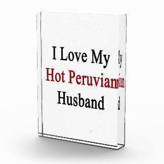 I Love My Hot Peruvian Husband Awards
