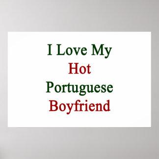 I Love My Hot Portuguese Boyfriend Poster