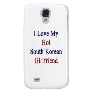 I Love My Hot South Korean Girlfriend Galaxy S4 Cover