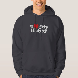 I Love My Hubby Pullover