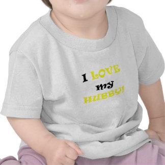 I Love my Hubby T Shirt