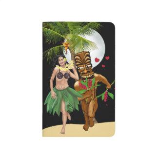 I Love My Hula Girl Tiki Journal 02