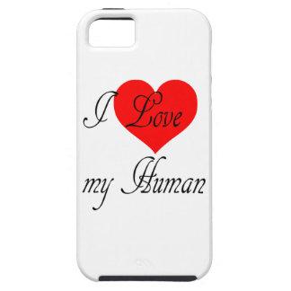I love my Human iPhone SE/5/5s Case