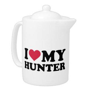 I love my Hunter