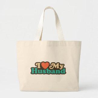I Love My Husband Bag