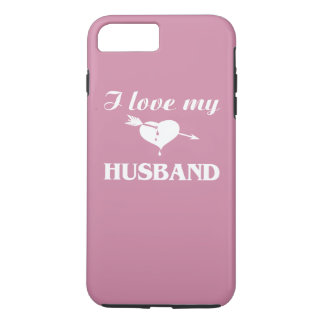 I love my husband iPhone 7 plus case