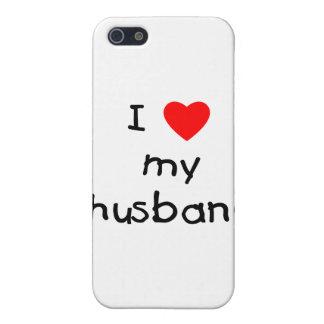 I Love My Husband iPhone SE/5/5s Case