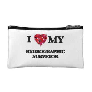 I love my Hydrographic Surveyor Makeup Bags