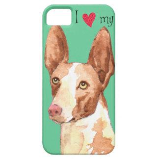 I Love my Ibizan Hound iPhone SE/5/5s Case