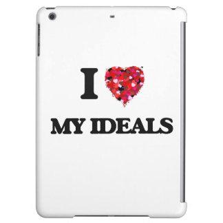I Love My Ideals iPad Air Case