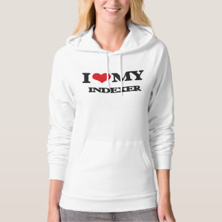 I love my Indexer Pullover