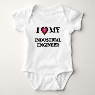 I love my Industrial Engineer Baby Bodysuit
