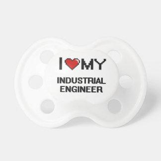 I love my Industrial Engineer BooginHead Pacifier