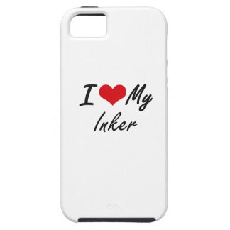 I love my Inker iPhone 5 Cover