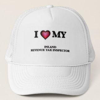 I love my Inland Revenue Tax Inspector Trucker Hat