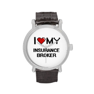 I love my Insurance Broker Watches