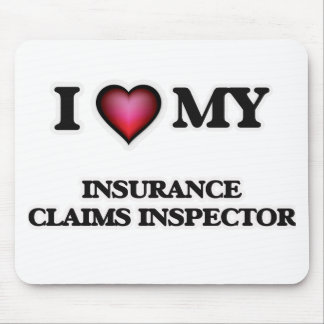 I love my Insurance Claims Inspector Mouse Pad