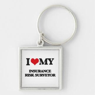 I love my Insurance Risk Surveyor Keychain