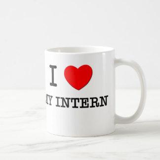 I Love My Intern Coffee Mug