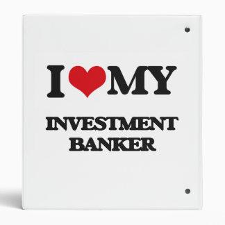 I love my Investment Banker Binder