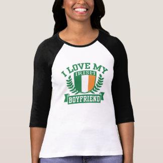I Love My Irish Boyfriend T-shirts
