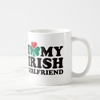 I Love My Irish Girlfriend Coffee Mug