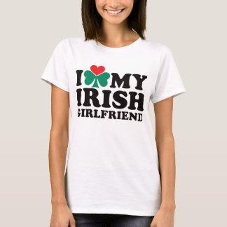 I Love My Irish Girlfriend T-Shirt