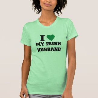 I love my Irish Husband Tank Top