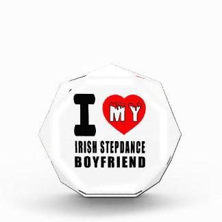 I Love My Irish Stepdance Boyfriend Award