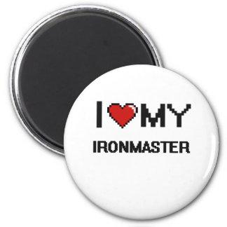 I love my Ironmaster 2 Inch Round Magnet