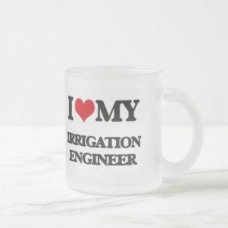 I love my Irrigation Engineer 10 Oz Frosted Glass Coffee Mug