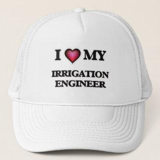 I love my Irrigation Engineer Trucker Hat