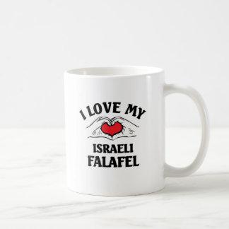 I love my Israeli Falafel Classic White Coffee Mug