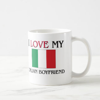 I Love My Italian Boyfriend Mug