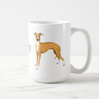 I Love my Italian Greyhound Coffee Mug