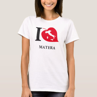 I love my Italian town T-Shirt