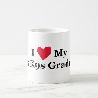 I love my J9's K9s graduate Mug